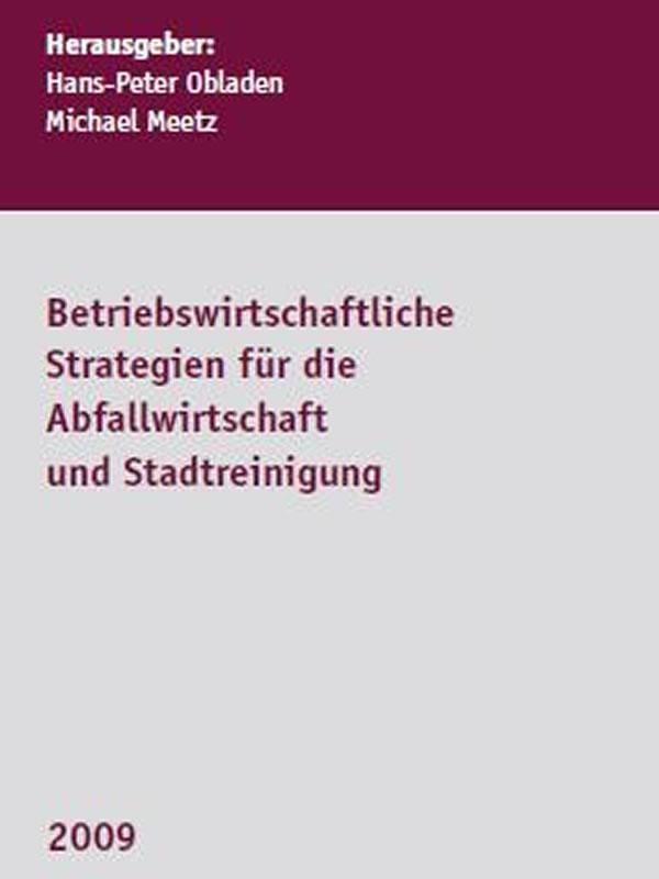 Betriebswirtschaftliche Strategien 2009